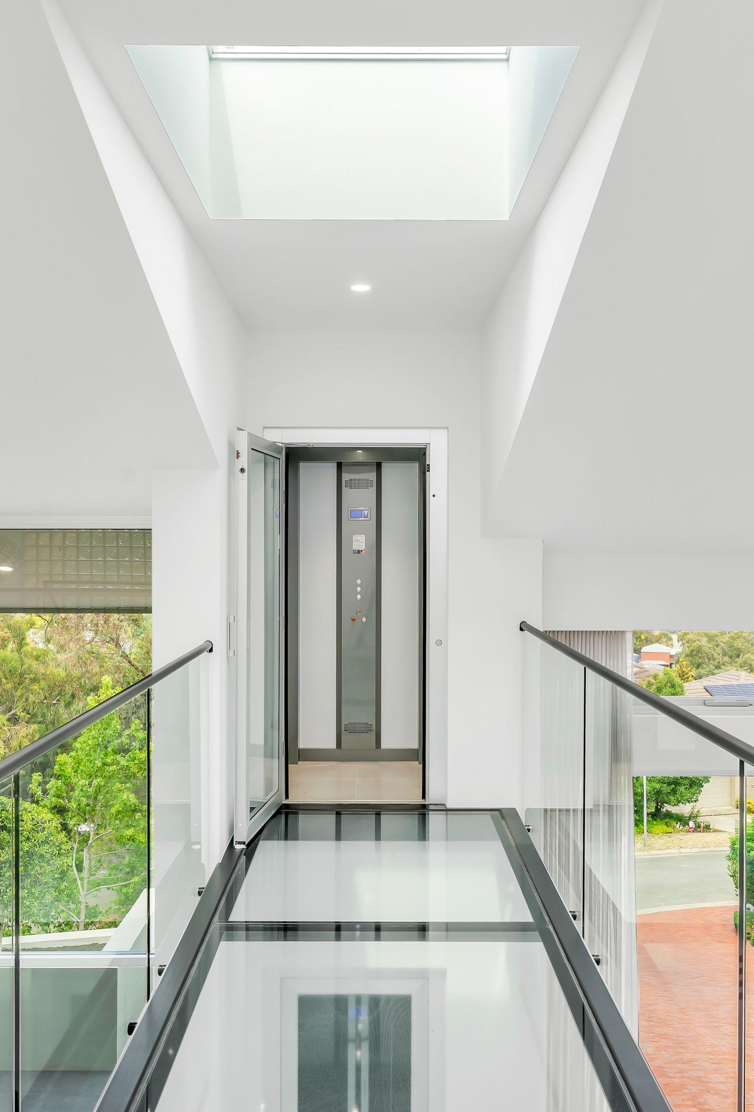 Adelaide Home Lifts Genius 300 Auldana Walkway to Lift